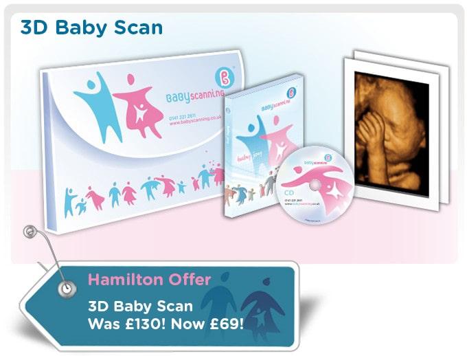 3D Baby Scan Hamilton